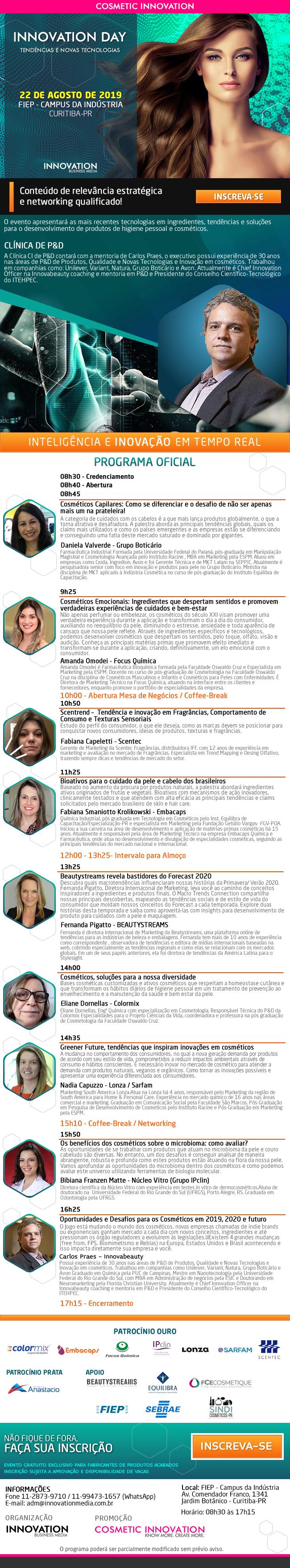 Innovation Day Curitiba